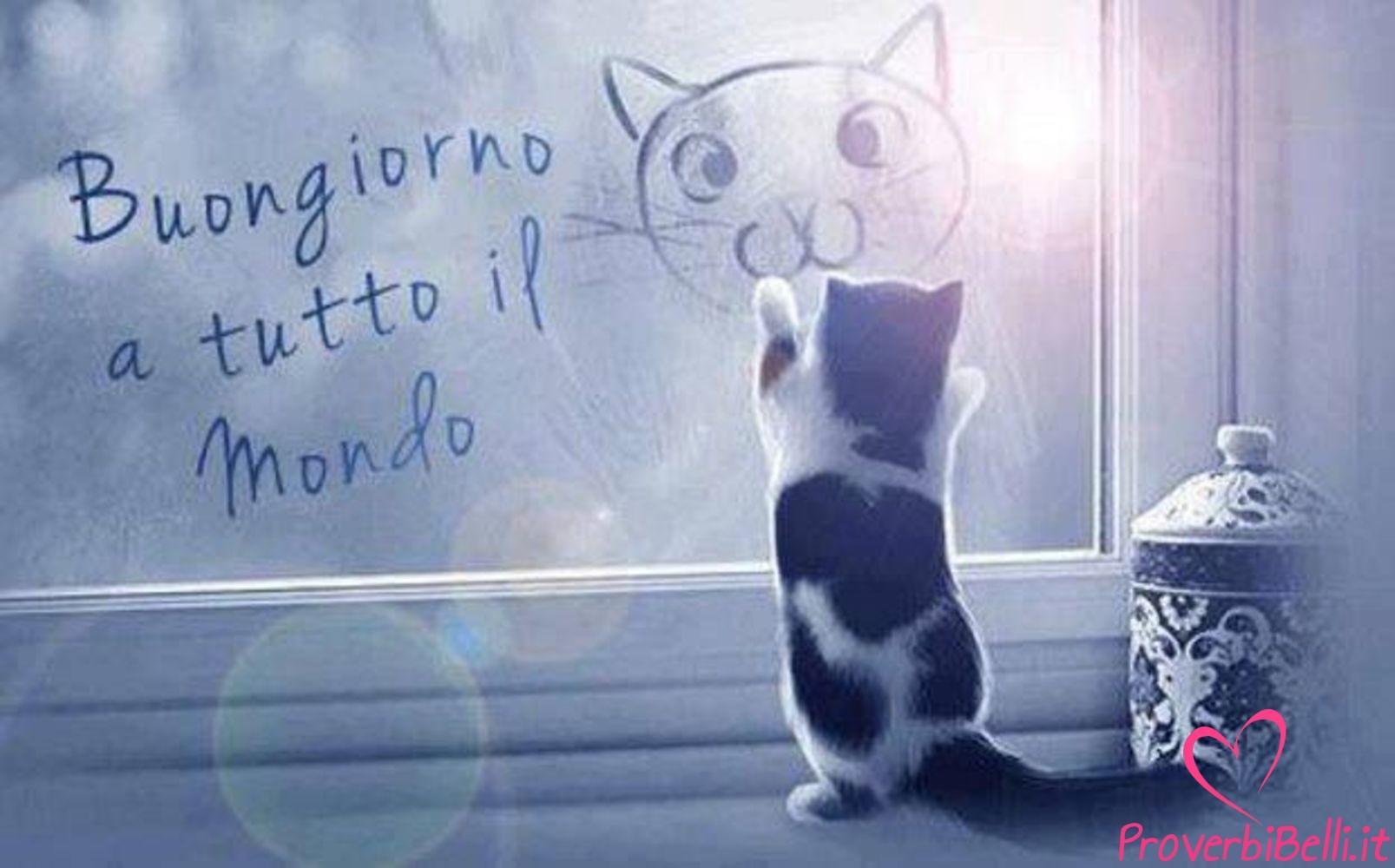 Картинки хорошего дня на итальянском