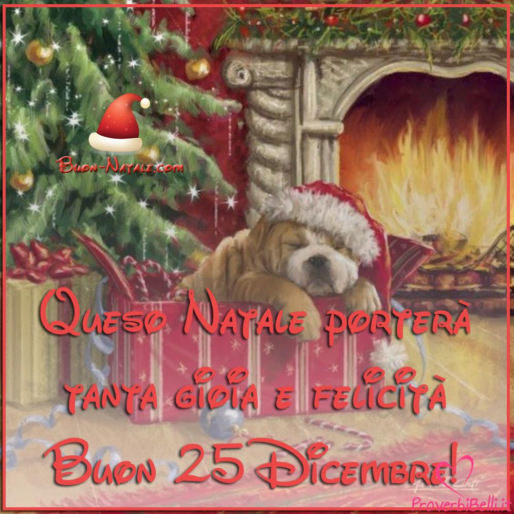 Buon Natale Babbo da Mandare Immagini per Whatsapp