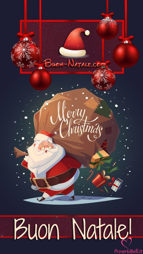 Buon Natale Immagini da Mandare Gratis