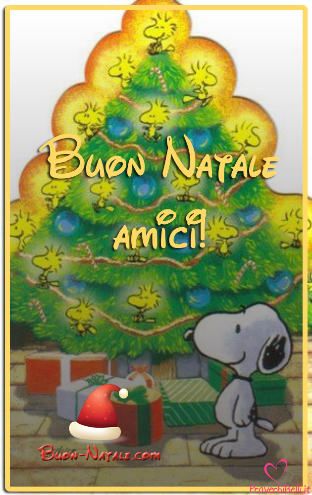 Buon Natale Immagini di Auguri da mandare su Facebook e Whatsapp