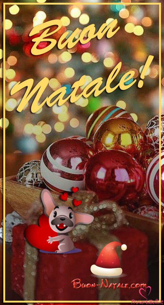 Buon Natale Immagini per gli amici di Whatsapp