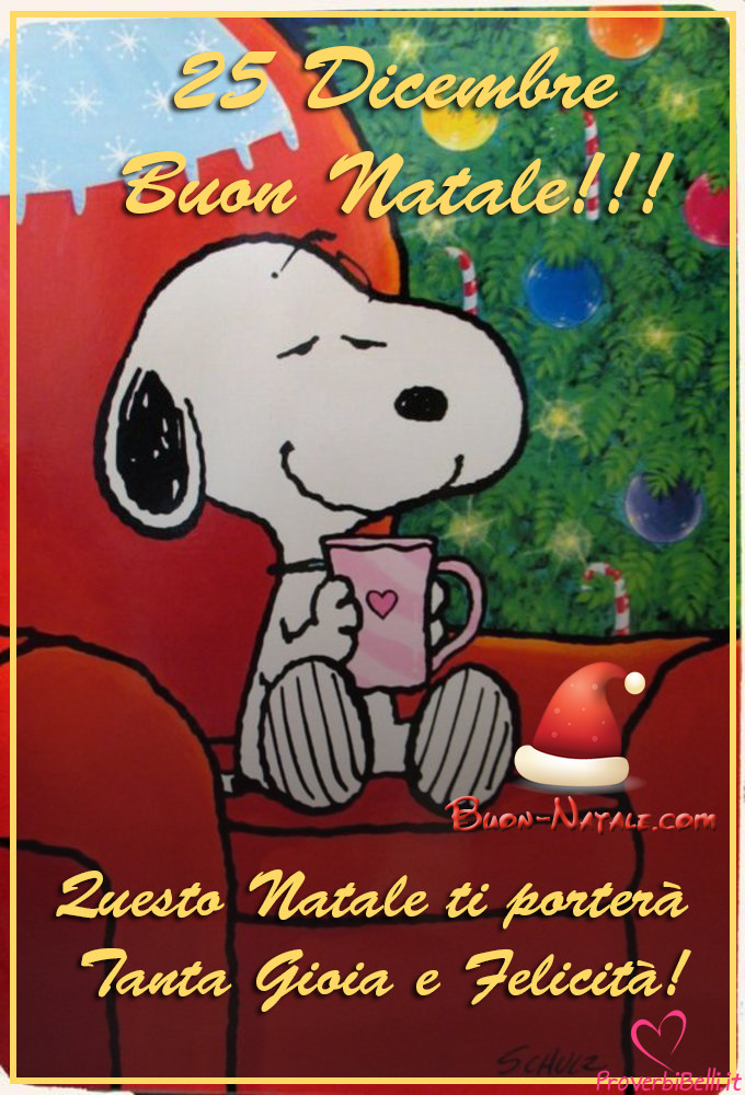 Buon Natale con Babbo Immagini da Mandare Gratis su Facebook e su Whatsapp