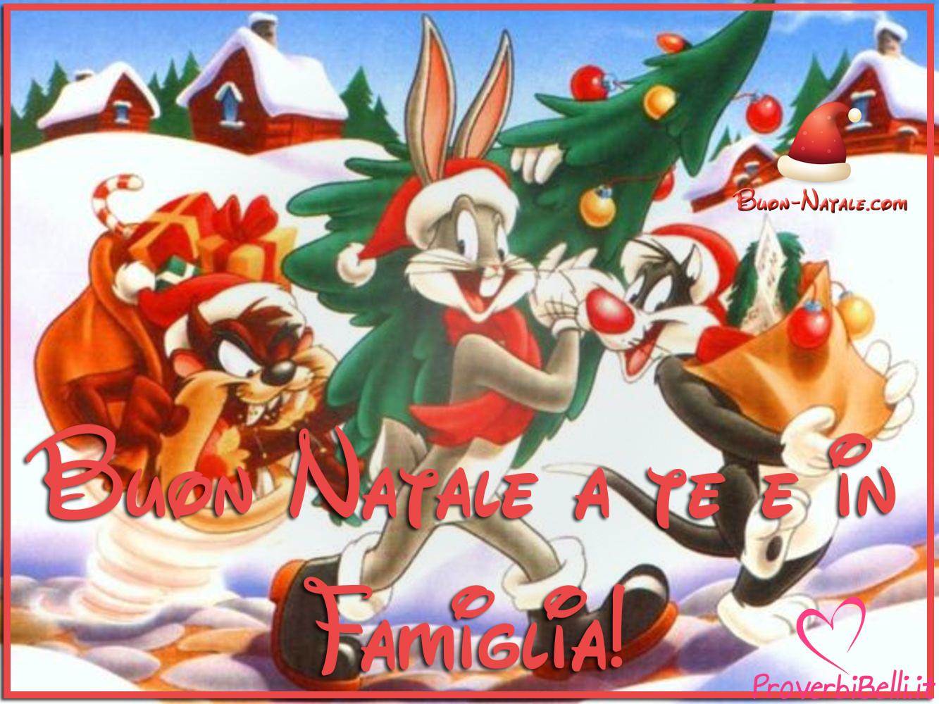 Buon Natale da Mandare agli Amici immagini belle