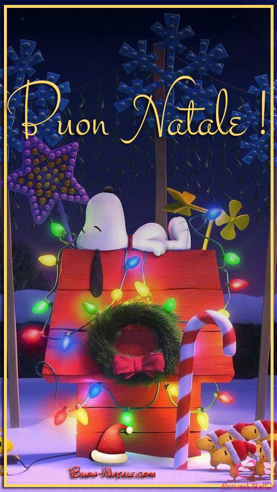 Buon Natale per Facebook e Whatsapp Immagini da Mandare