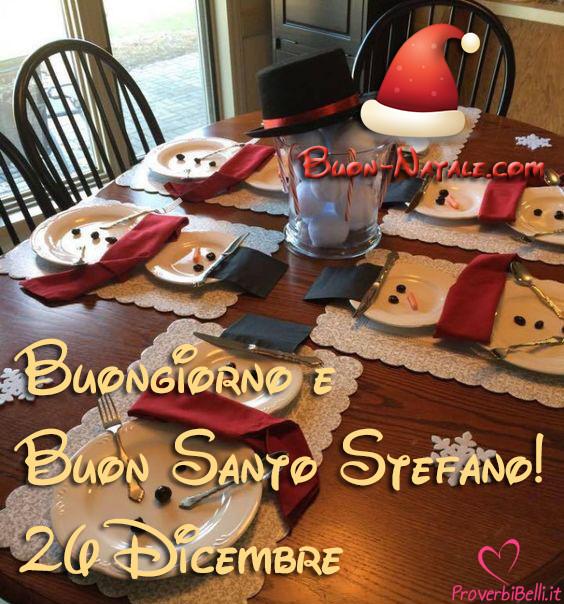 Buon Santo Stefano Immagini Whatsapp