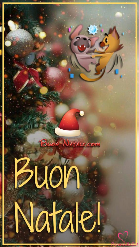 Foto 25 Dicembre Buon Natale per Whatsapp