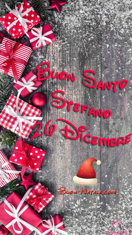 Immagini 26 Dicembre Santo Stefano Whatsapp