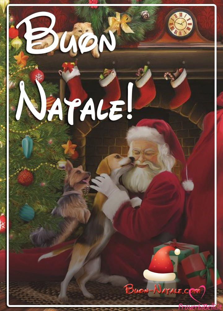 Auguri Per Natale.Immagini Di Auguri Per Buon Natale Immaginibuongiornobelle It